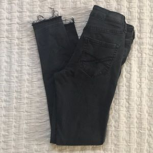 Aeropostale high-waisted ankle jegging